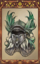 Image of the Brave Knight Helm Magnus