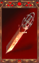 Image of the Kusanagi Blade Magnus