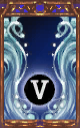 Image of the Aqua Burst Lv 5 Magnus
