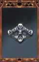 Image of the Skull Buckle Magnus