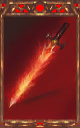 Image of the Flame Sword Magnus