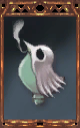 Image of the Skull Birdie Magnus