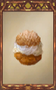 Image of the Cream Puff Magnus