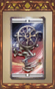 Image of the Wheel of Fortune Magnus
