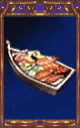 Image of the Deluxe Sashimi Boat Magnus